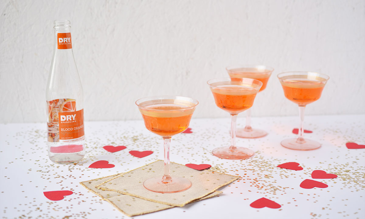 Ali Hedin | Anti-Valentine Cocktail