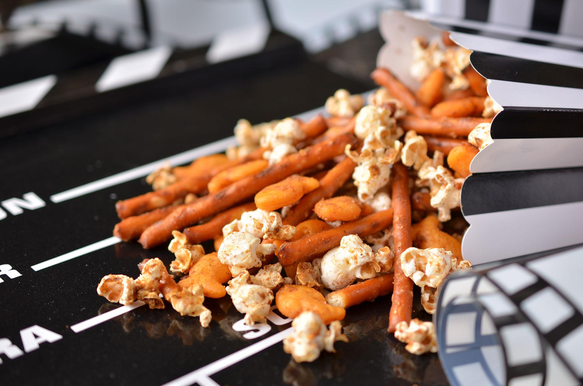 Ali Hedin | Oscar Popcorn Snack Mixes