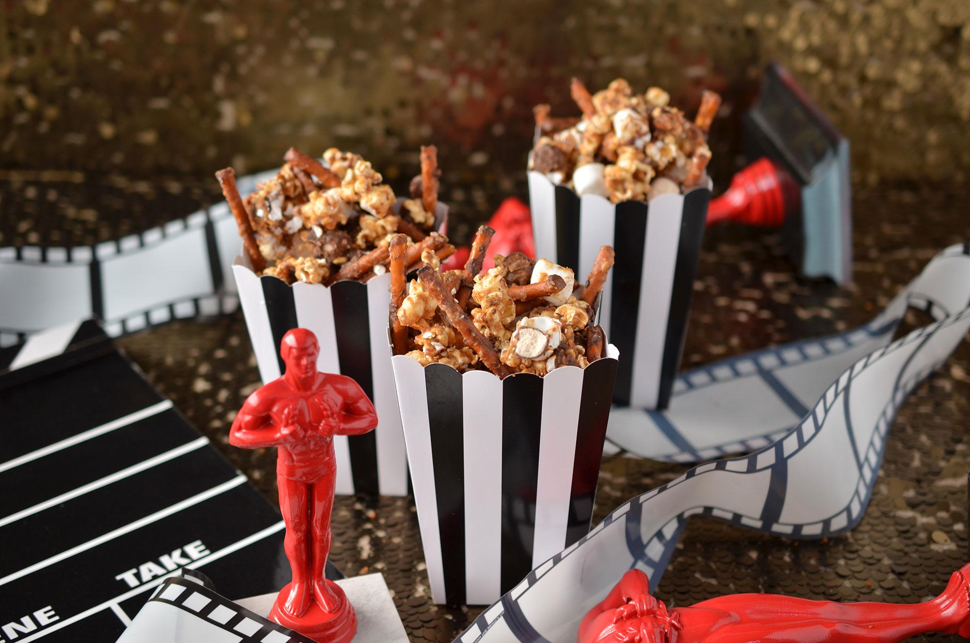 Ali Hedin | Popcorn Snack Mix