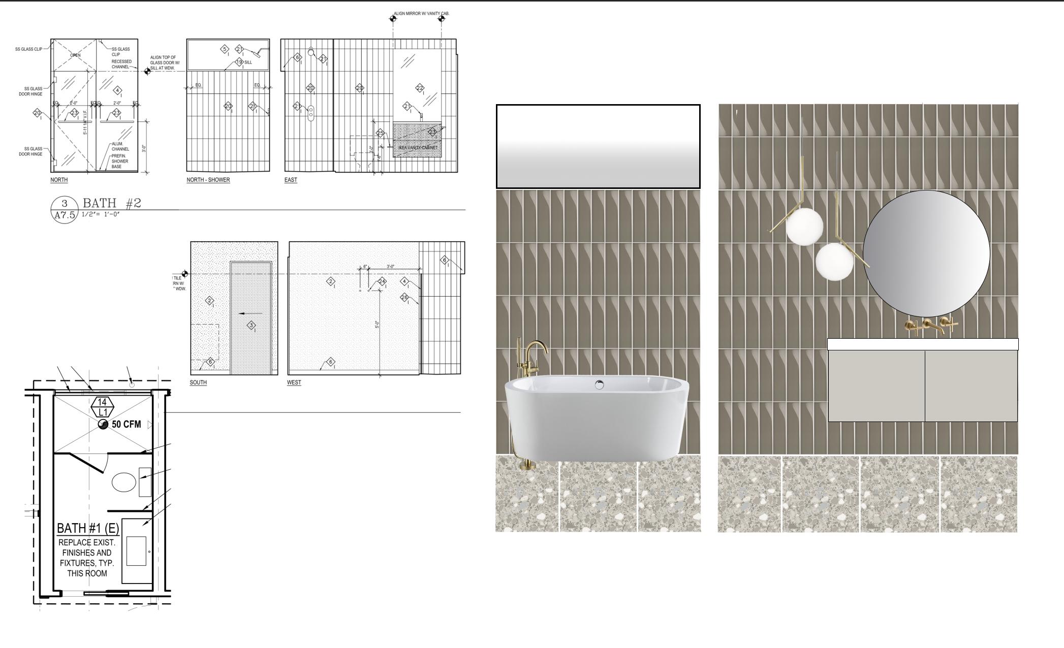 floor plans by David Coleman
