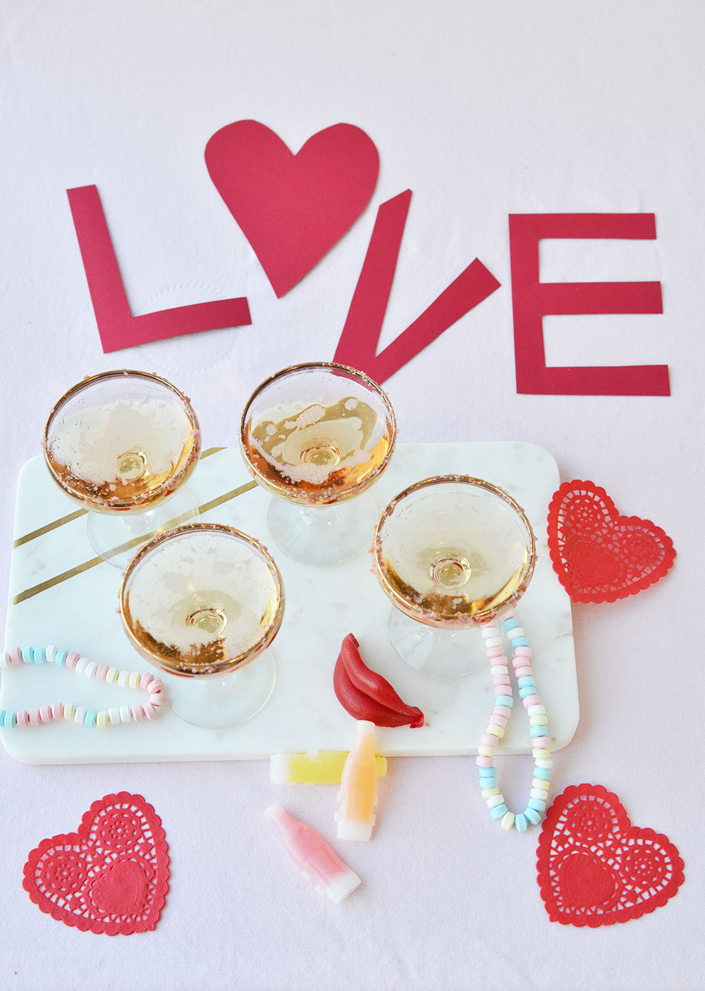 Hedin Simple Valentine Cocktail Party