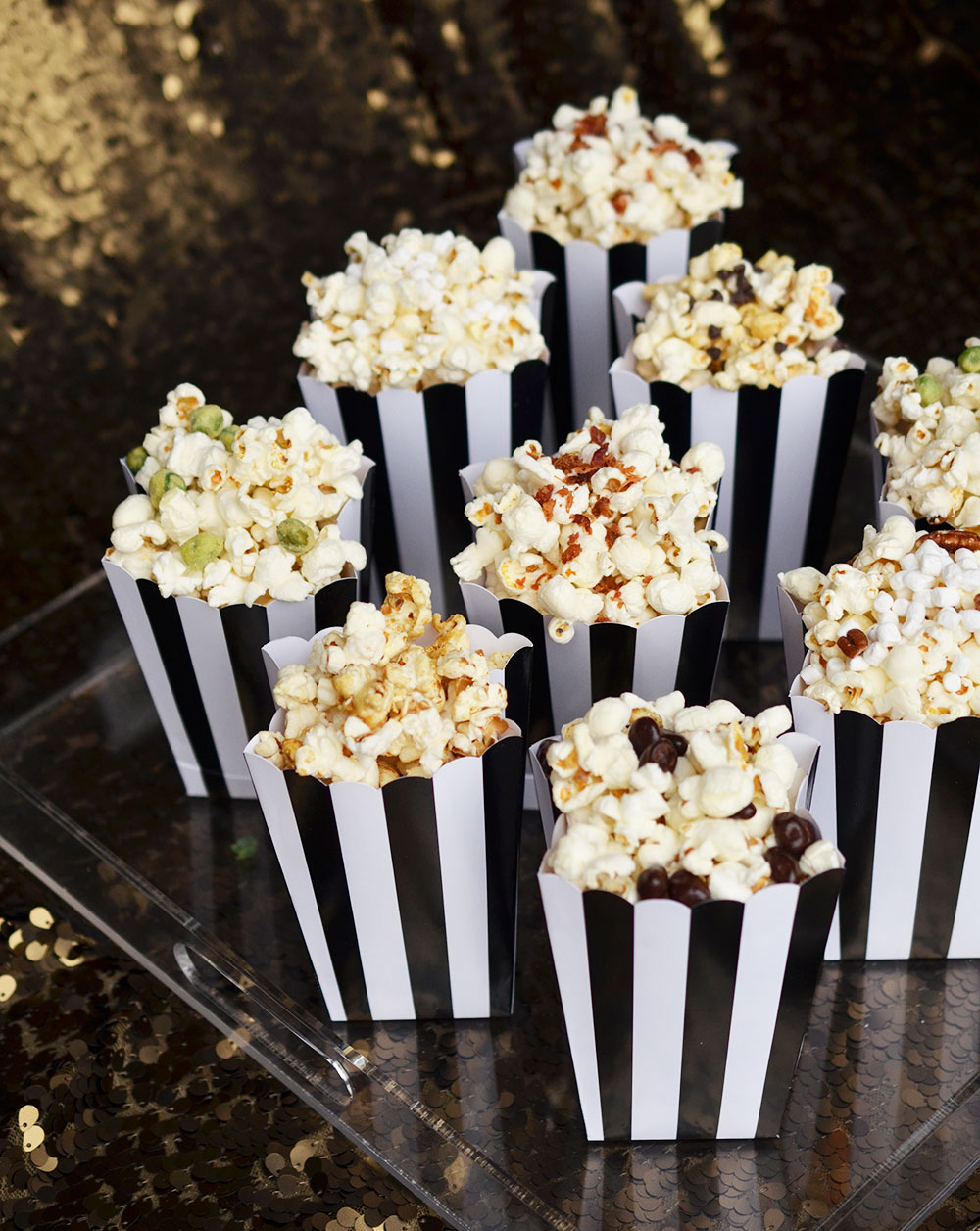Ali Hedin | Easy Popcorn Oscar Party