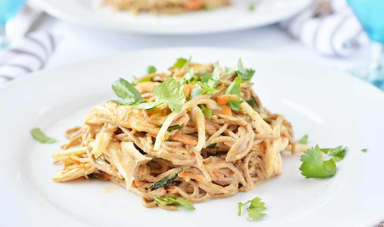 Ali Hedin | Soba Noodle Salad