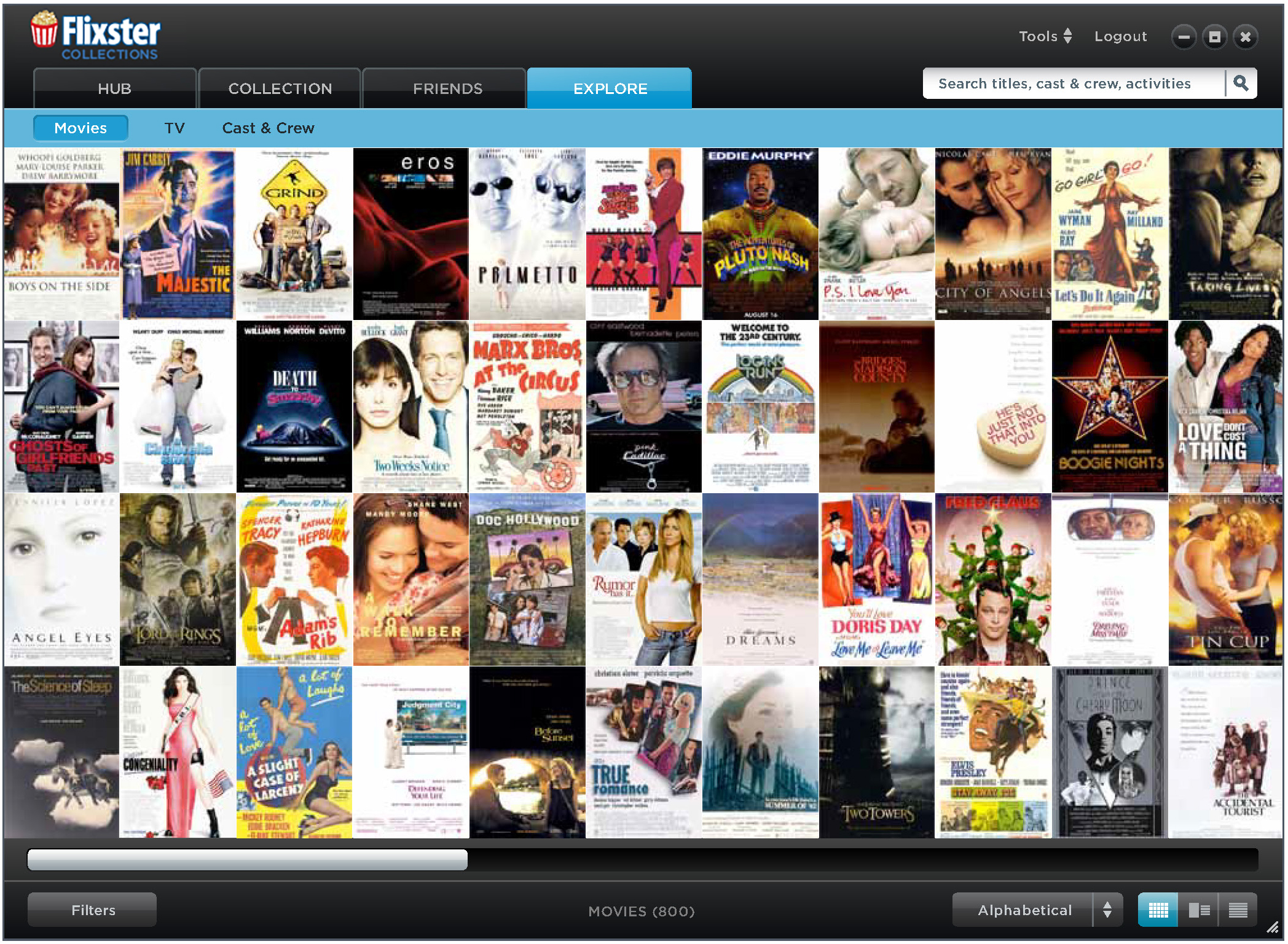 Explore entertainment personalized for you
