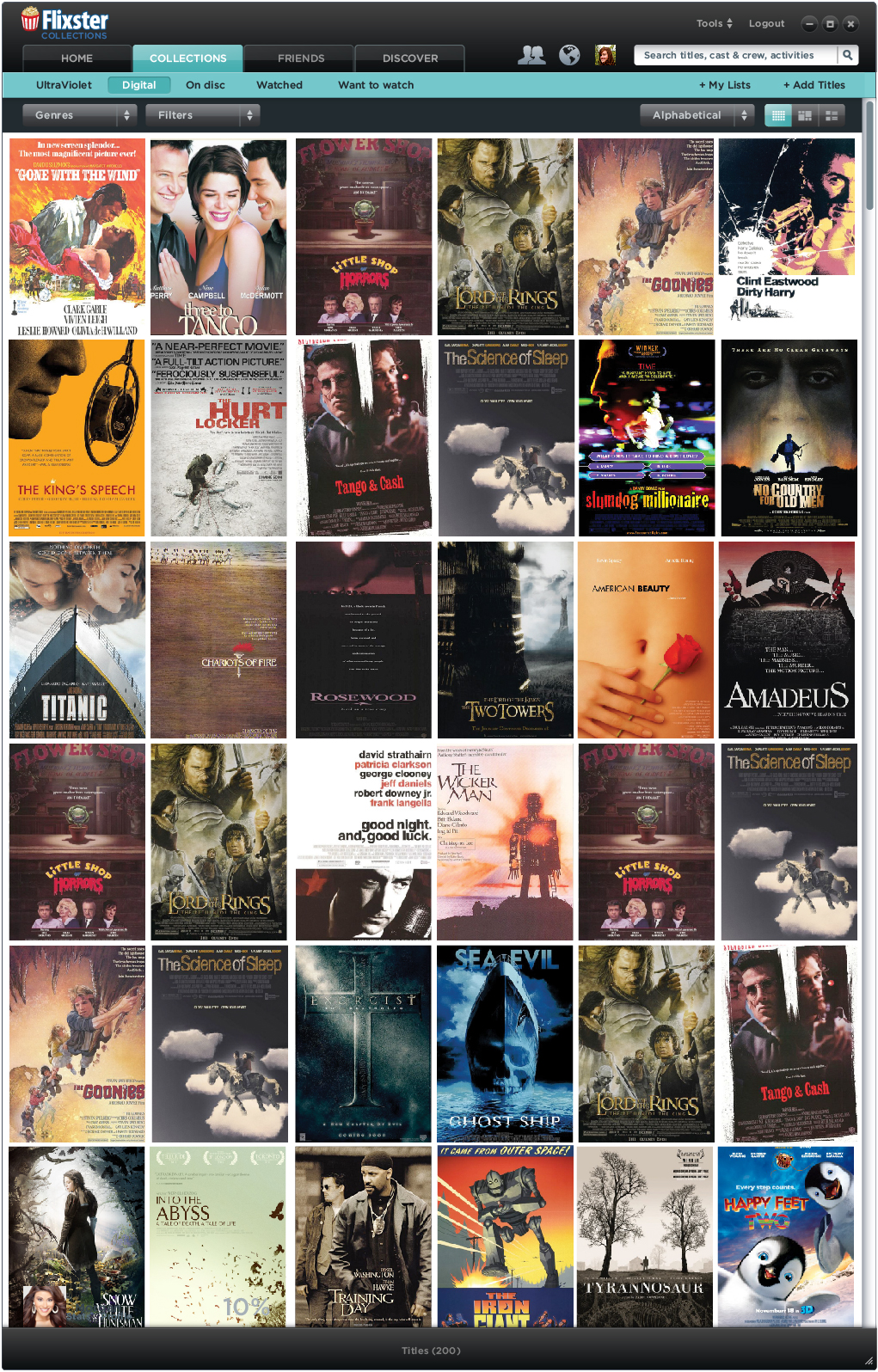 Build your digital movie library