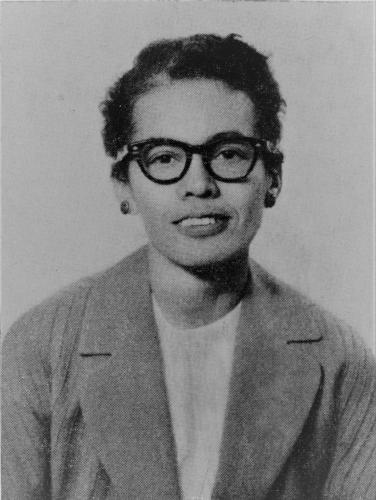 """Pauli Murray - Pauli Murray (Anna Pauline Murray) lived from 1910-1985. She was an American civil rights activist, a women's rights activist, a lawyer, a poet, a writer, an academic, an Episcopal priest. She was the first woman in her law school class at Howard. She was the first African American to earn a doctor of juridical science of law from Yale. She was the first woman to be ordained as an Episcopal priest. She was the first black deputy attorney general for the state of California. She was The National Council of Negro Women's woman of the year in 1945. Mademoiselle named her their woman of the year in 1947. She was the co-founder of the National Organization for Women. She was an advocate for women and minorities all of her life.Pauli Murray called out the NAACP for sexism. She refused to be denied an education, a profession, or a voice in the the national dialog on race and sexism. She refused to dress in a feminine manner and accept a traditional role. She preferred women and relationships in which she was the """"man."""" She never hid her preferences or her intellect. She never accepted less thanwhat she deserved without a fight. And, over time her faith in herself and her abilities earned her respect, and a place in history. She carried her own non-traditional basket with moxie."""