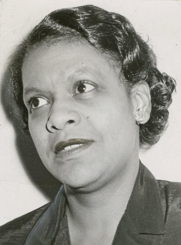 Eunice Carter - Eunice Carter was born in 1899 in Atlanta, Georgia to activist parents. Her parents were the original founders of the black division of the YMCA. She went on to be the second woman to graduate Smith College in four years with both a bachelor's and master's degree. She proceeded to enroll in Fordham University Law School, and graduate from there in 1932.After graduating law school, Eunice established her own law practice. A few years later she joined the New York prosecutor's office which was under the direction of Thomas Dewey. She was a diligent worker and thoughtful legal mind. Nonetheless, she was paid less than her white peers, and passed over for a prestigious judicial appointment, as well as routine promotions. During this time Eunice became active in the Pan African Congress of the U.N. Over the years she served on a number of U.N. Committees devoted to improving the status of all women.Eunice's enduring legacy, however, it the fact that she spearheaded the legal strategy that led to the successful conviction of Lucky Luciano. Mr. Luciano was the first mafia figure to be successfully prosecuted for anything other than tax evasion. Eunice's insight was that the mafia was heavily involved in the prostitution business. By following the money from street prostitution and flophouses to Mafia members and bosses, she was able to link Mr. Luciano to illegal activity, thereby securing a conviction.Eunice carried her briefcase into an all white court, and impressed them with her attention to detail and her novel approach. For all women everywhere, Eunice blazed a professional and personal path that laid the foundation for today's working women.