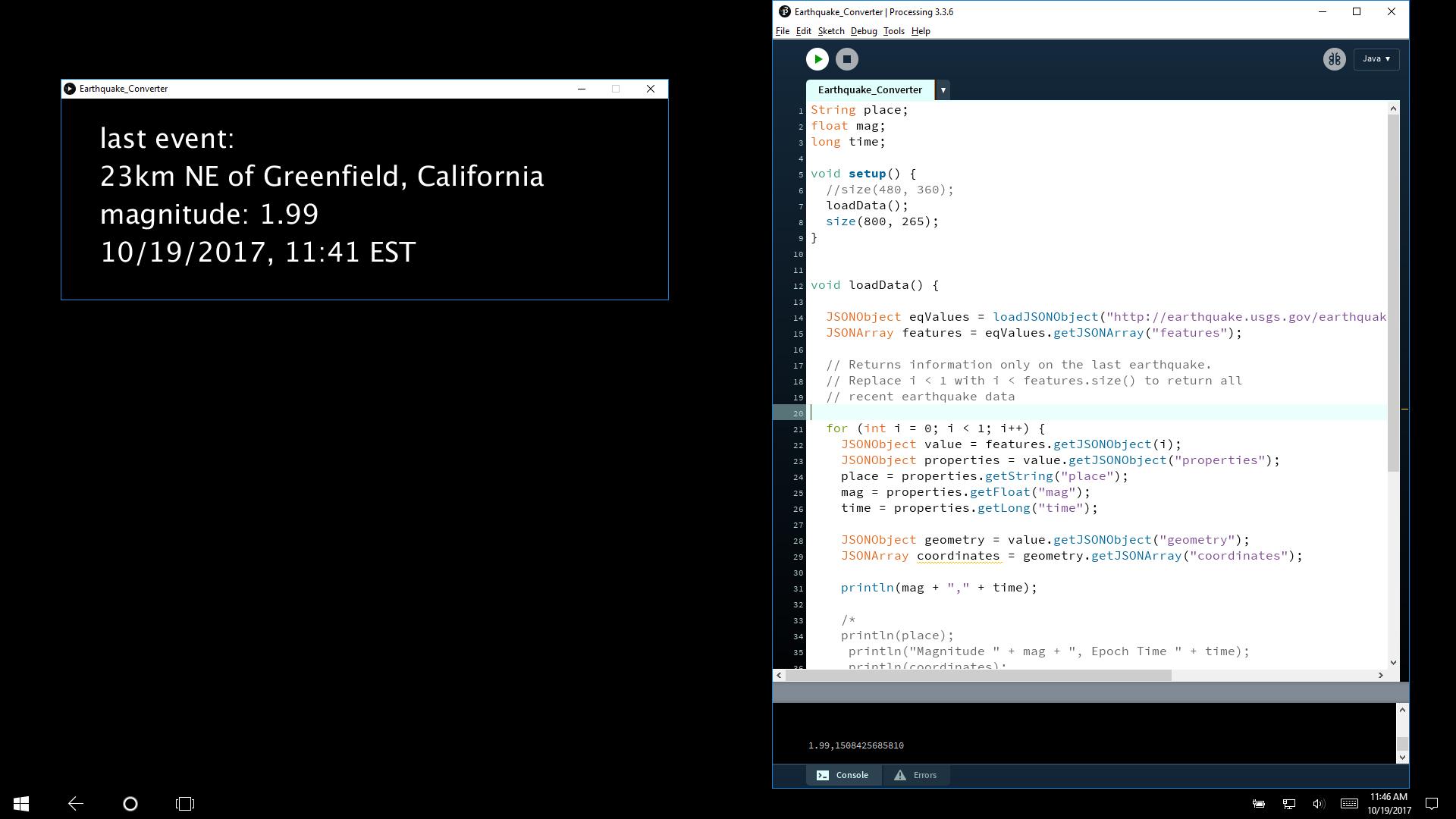 Earthquake Converter Software Demo View.jpg
