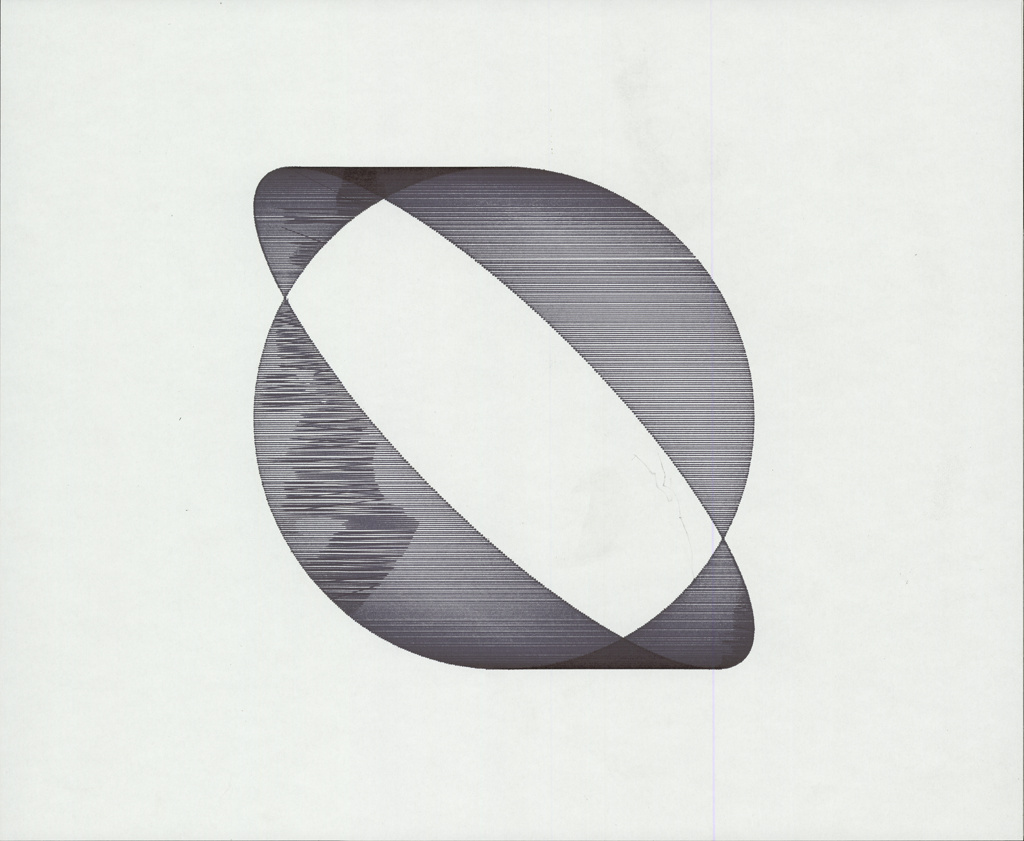 OUT OF PHASE/ DISSONANT DRAWINGS -