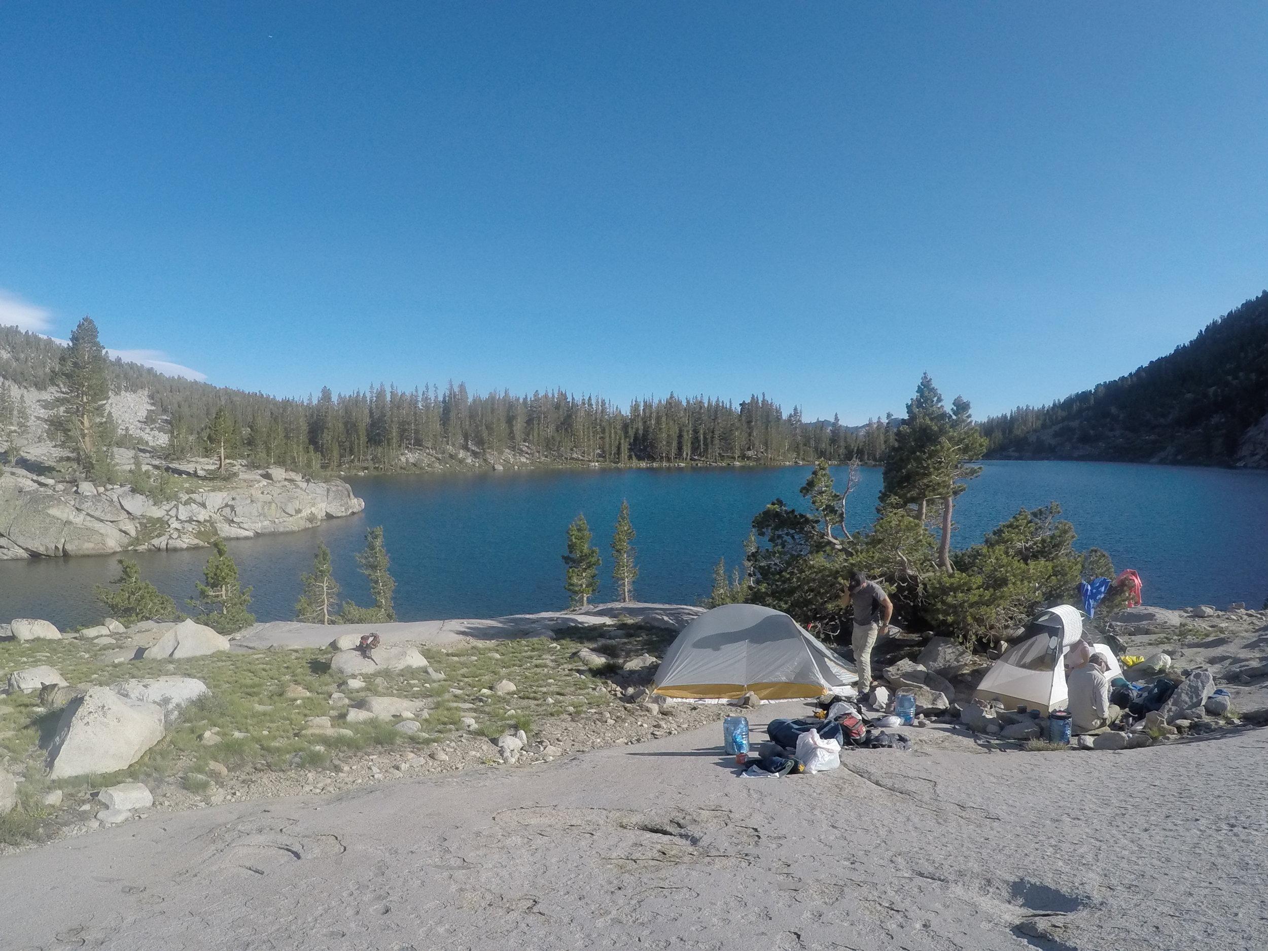 June 2015 - Sallie Keyes Lake.
