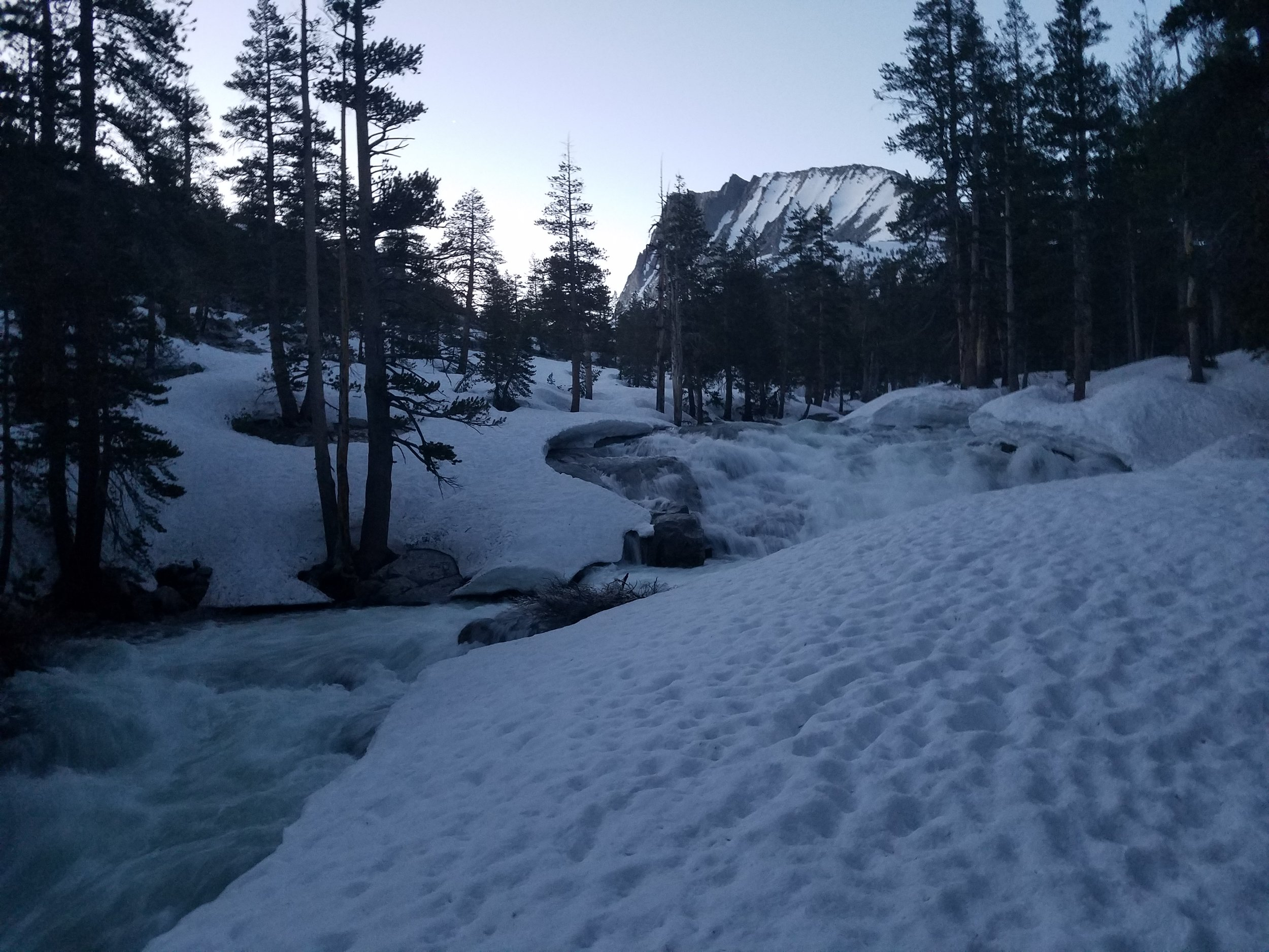 Bear Creek.