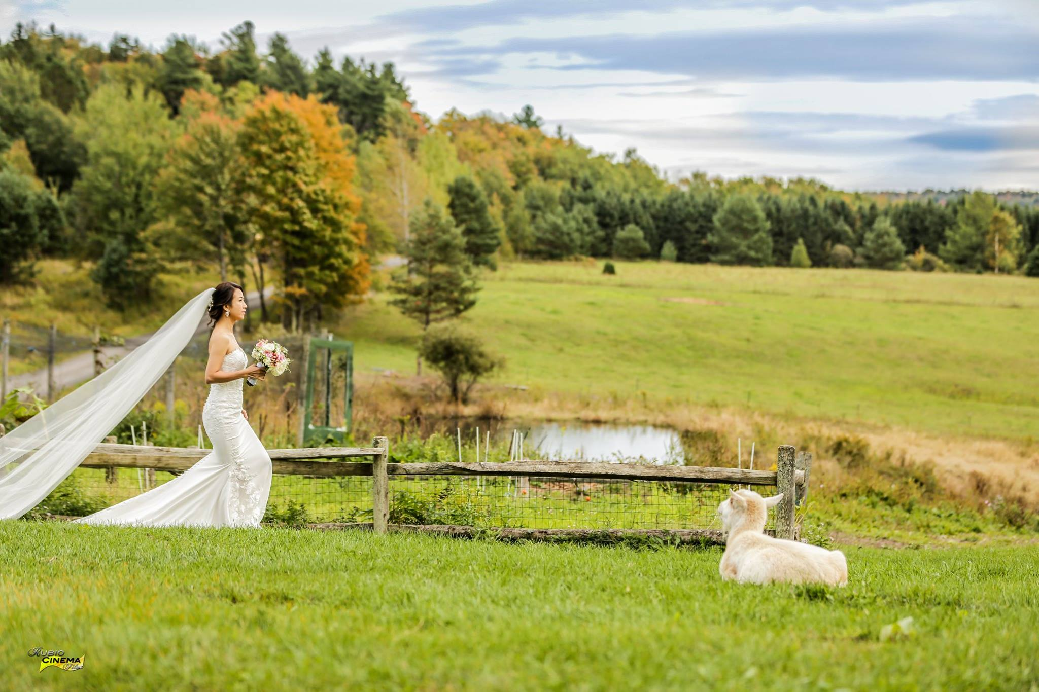 Alice and Olivier — October 2018  Photography by Rodrick and Cisi Rubio  http://rubiocinema.com