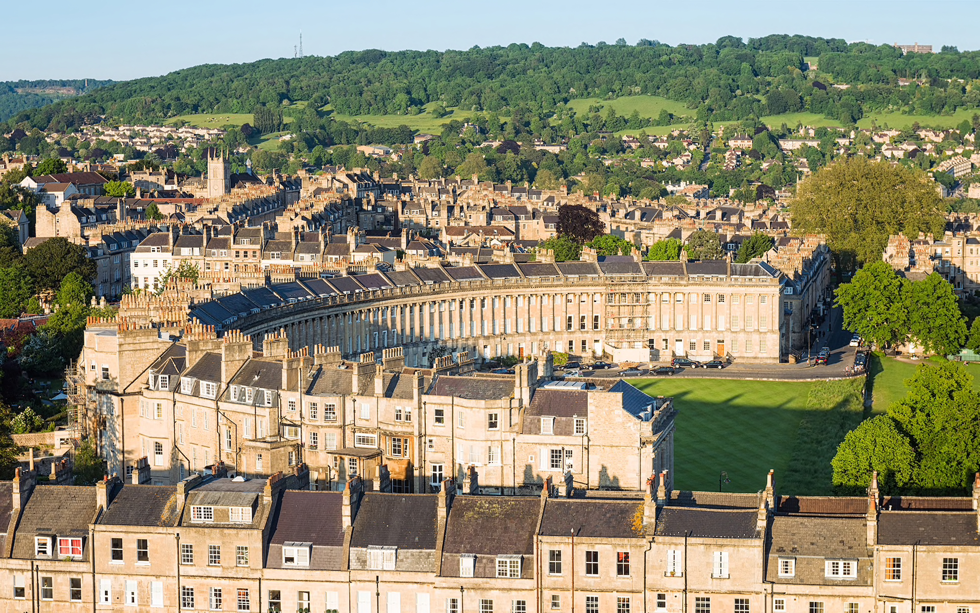 For Townies… - Visit Bath, Bristol and the historic city of WellsBath combines vibrant culture with a rich history and heritage with its famous Roman baths and Spa. Buzzing city Bristol has a thriving art, culture and live music scene. The city of Wells and its Cathedral must be visited.