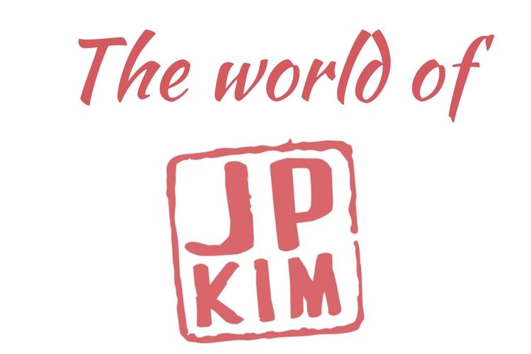 JP Kim Logo