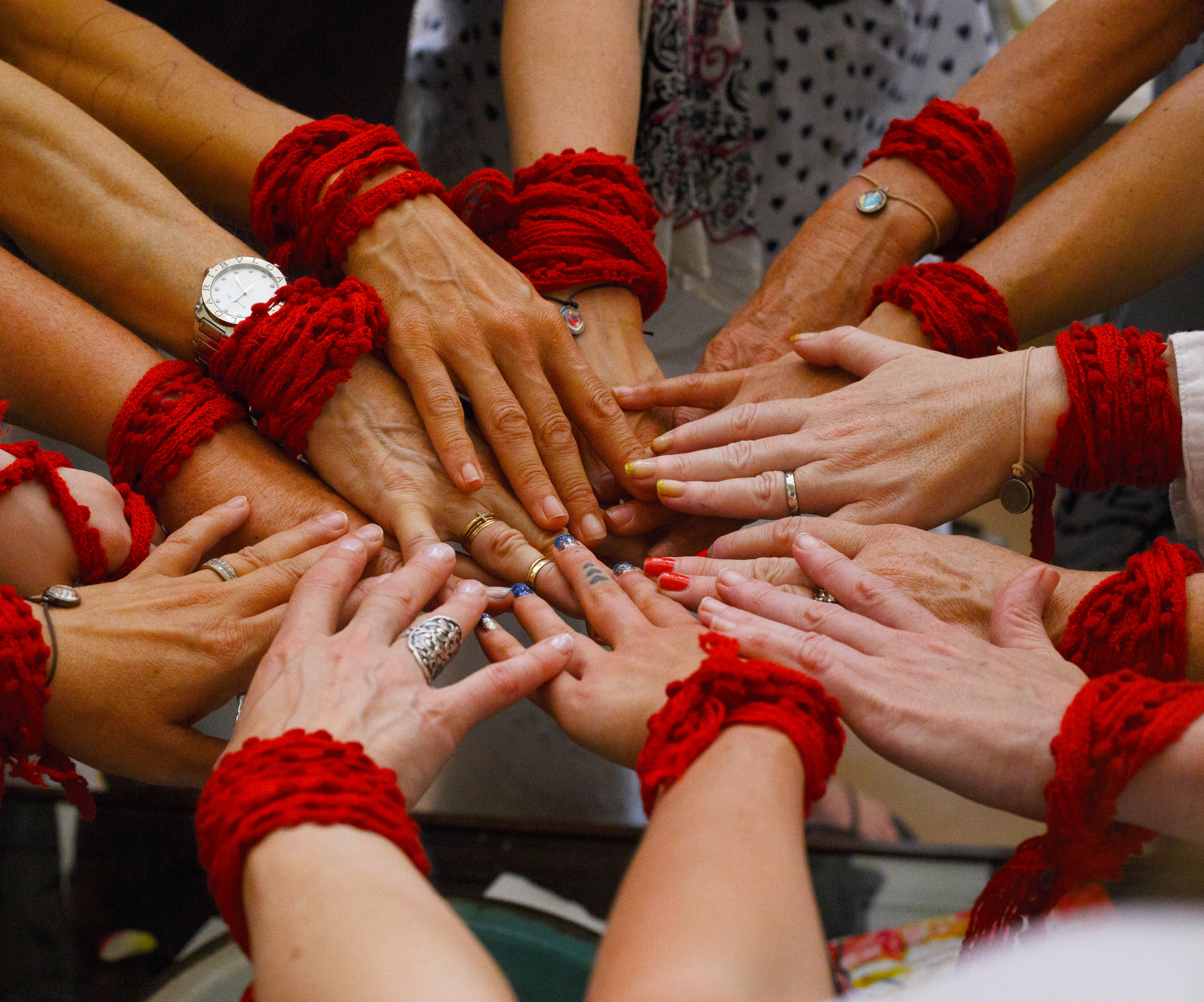 Are you being called to join our WOW circle of women?