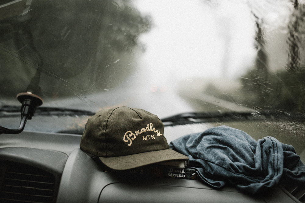 Windshield with wiper and shirt