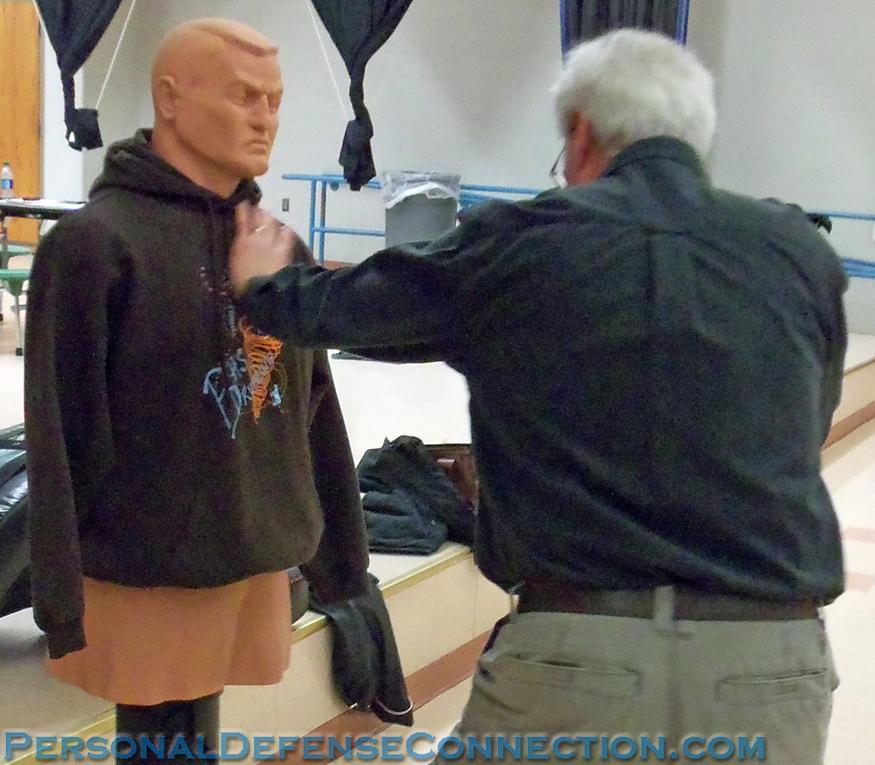 Teaching a Simply Safer Self Defense Class