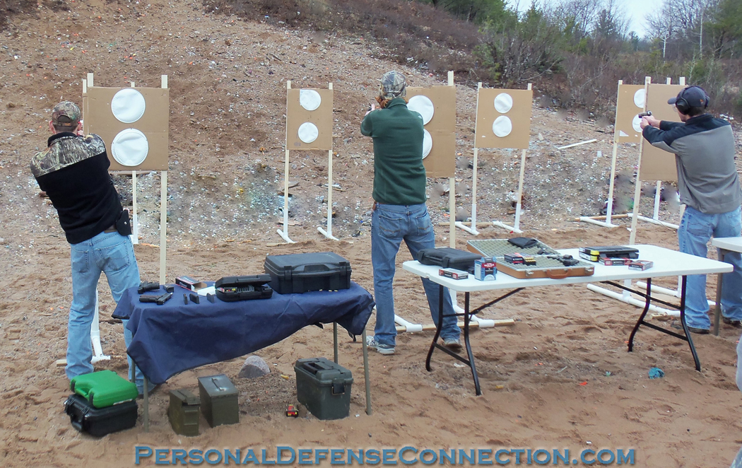 Class members qualifying for the Michigan CPL Concealed Carry Permit. Armed Self Defense. Marquette, MI
