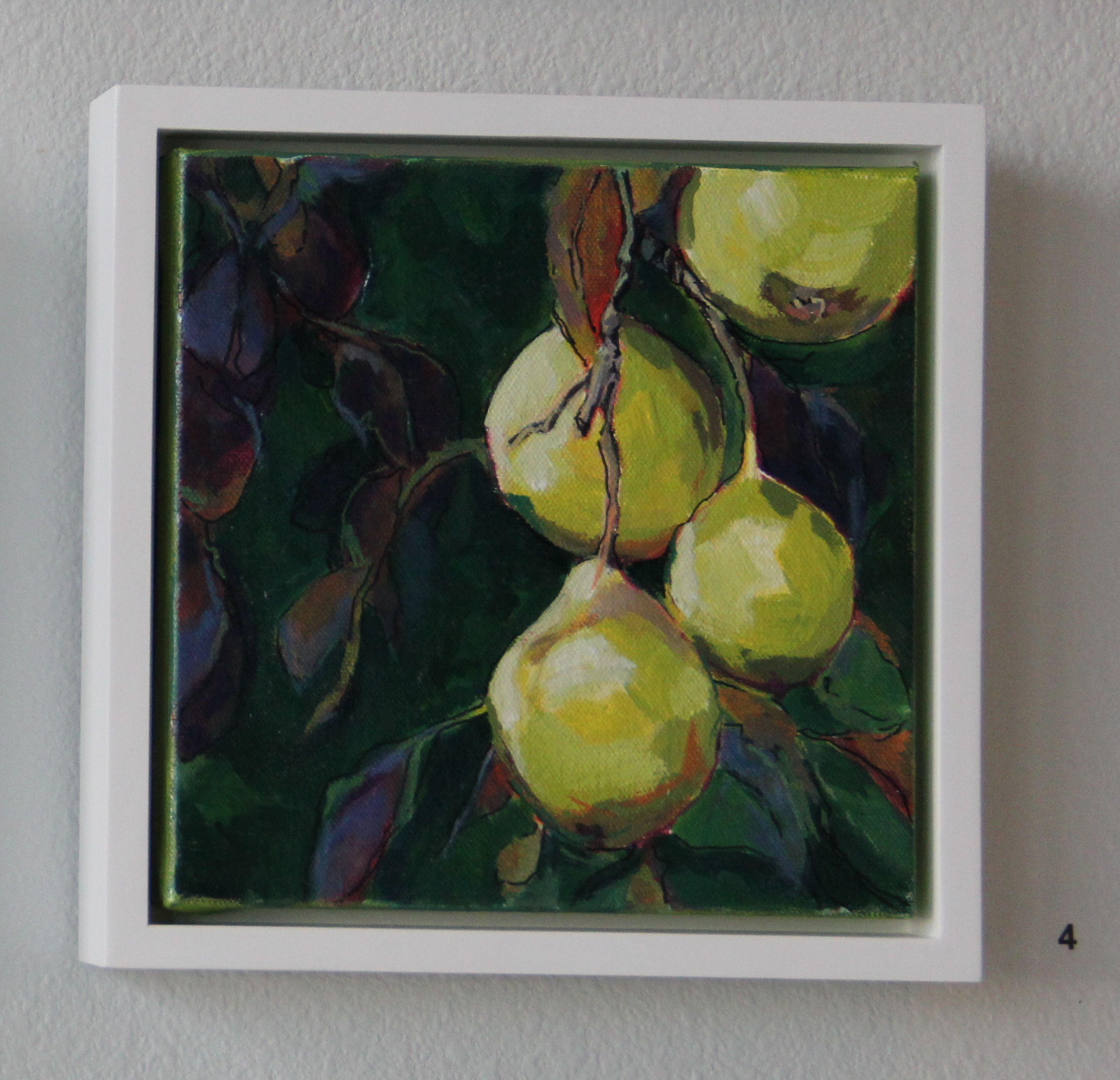 NANCY HIELSCHER, FRESH PEARS