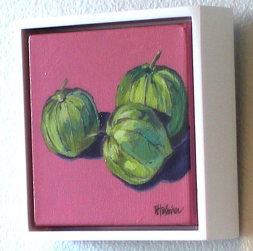 NANCY HIELSCHER, TOMATILLOS