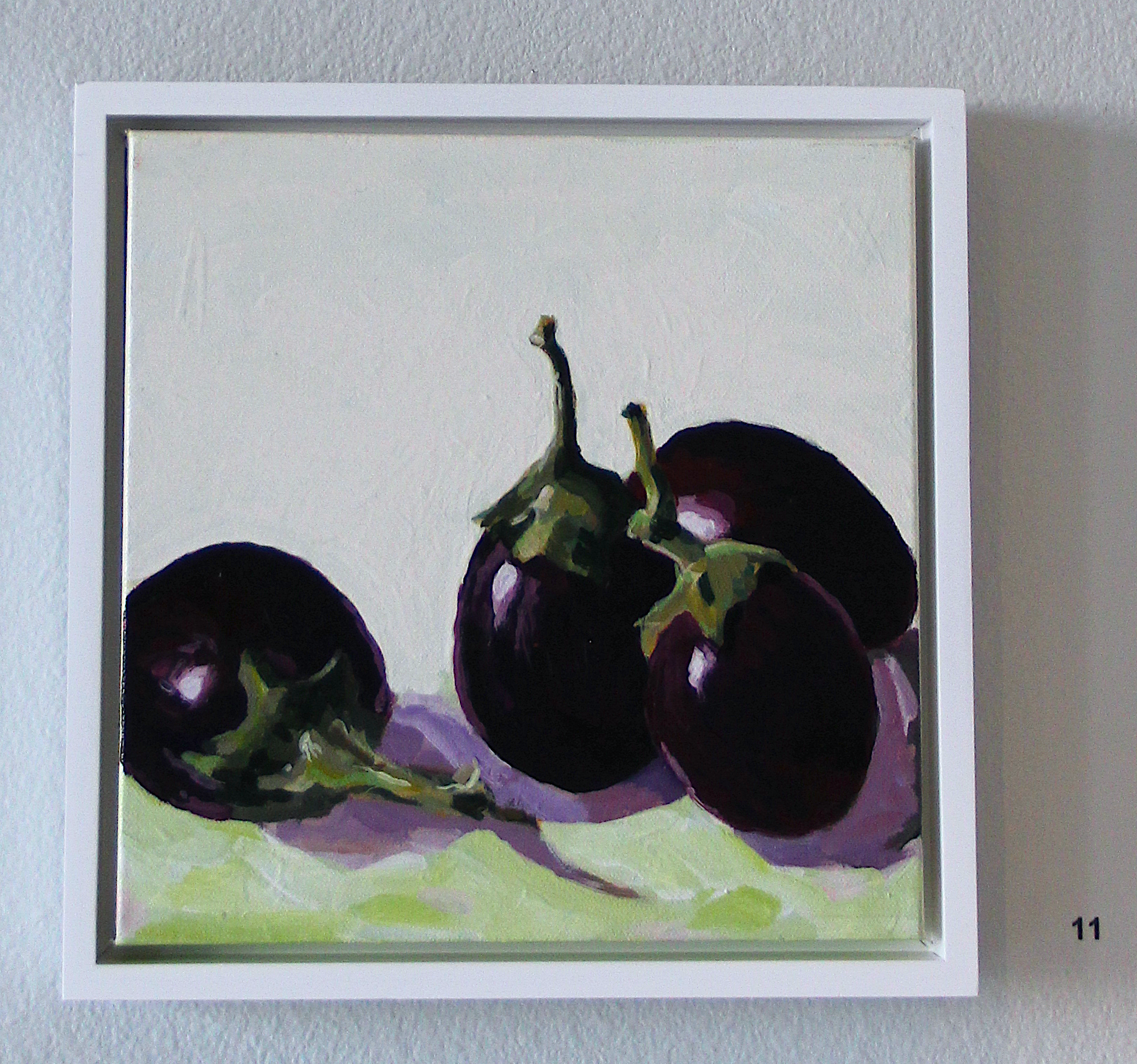 NANCY HIELSCHER, JAPANESE EGGPLANT