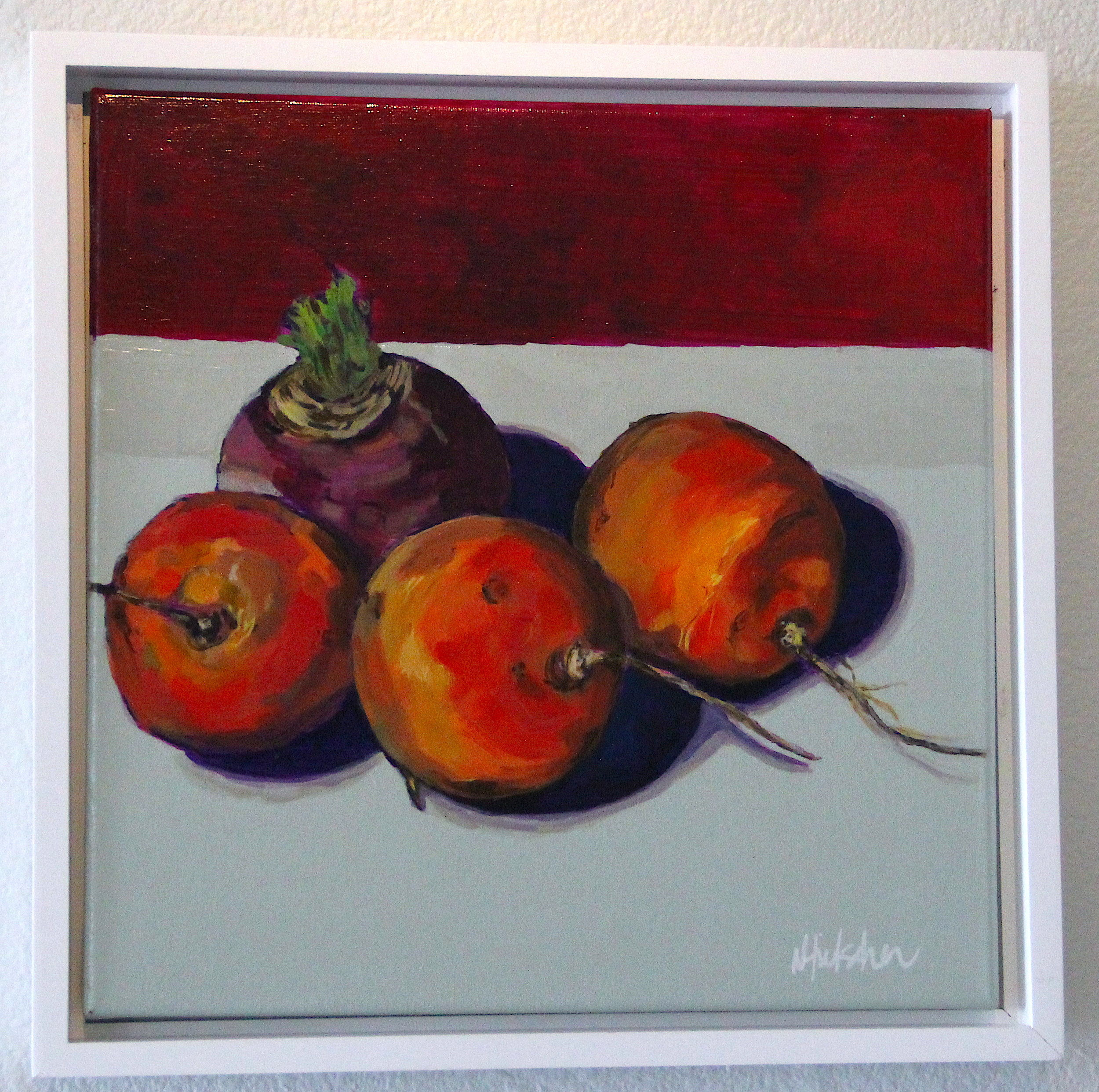 NANCY HIELSCHER, GOLDEN BEETS