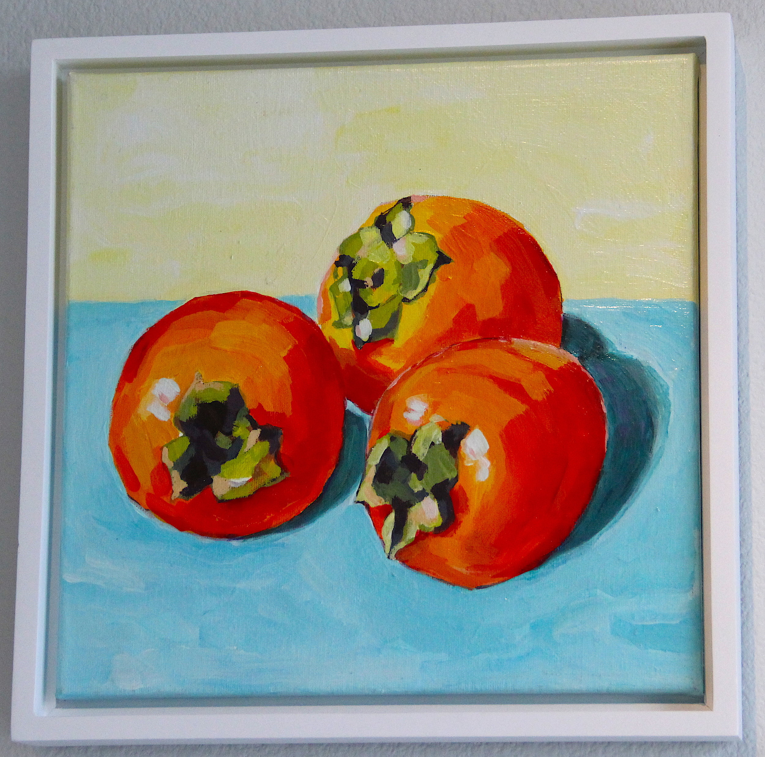 NANCY HIELSCHER, PERSIMMONS 3