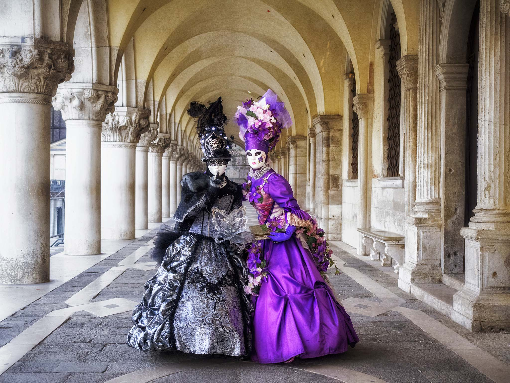 Melinda Isachsen JANIS Photography & Fine Art Carnival Venice Italy