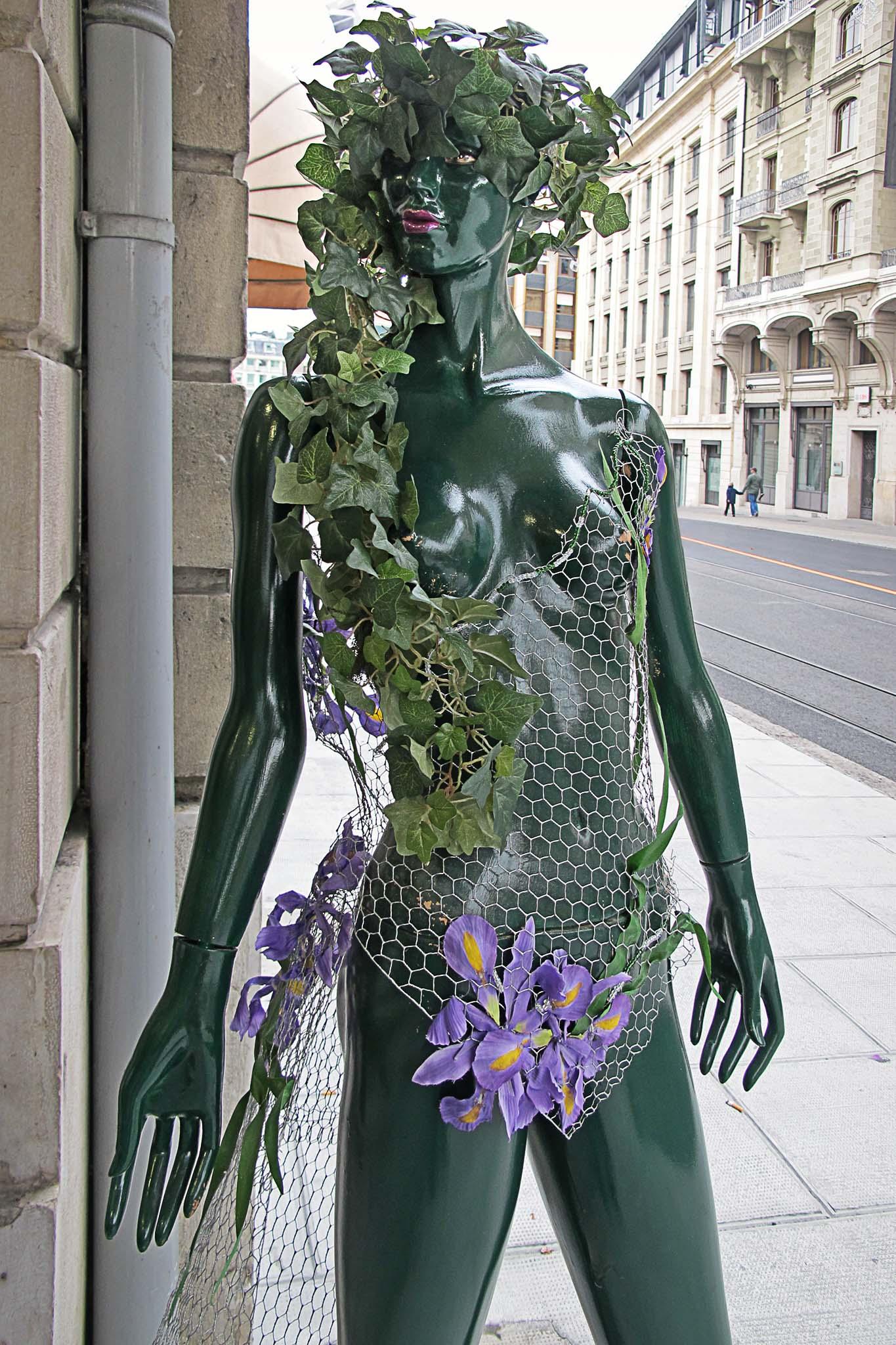 Melinda Isachsen JANIS Photography & Fine Art mannequins