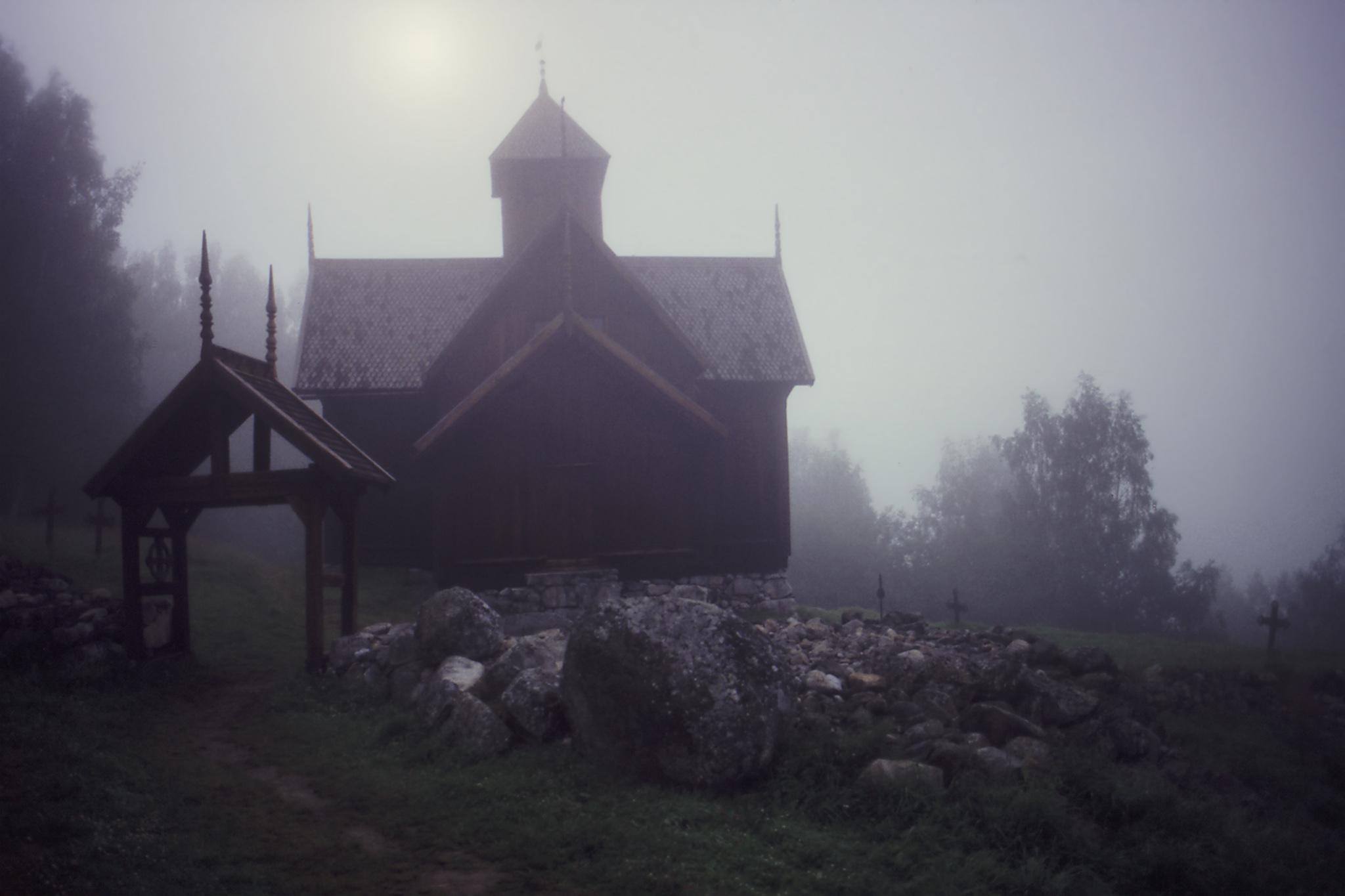 Melinda Isachsen JANIS Photography & Fine Art stave church Norway
