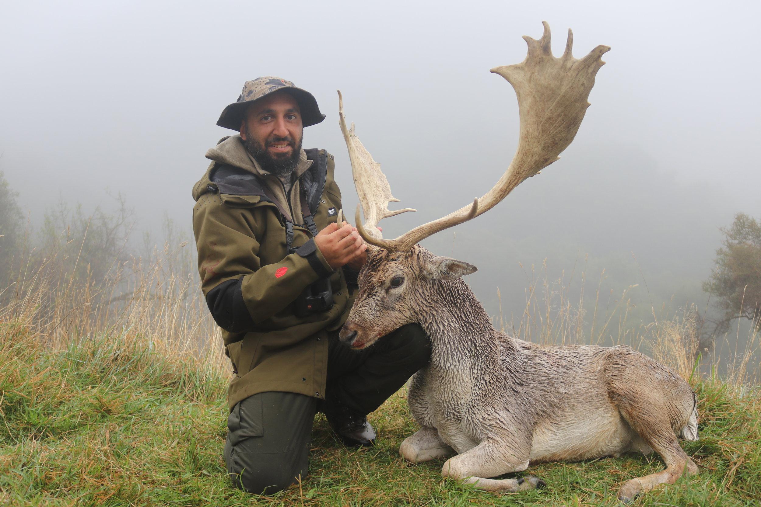 Top 20 SCI Fallow Buck
