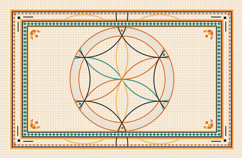 mosaic -