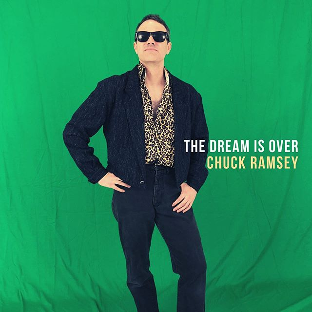 "Today's the day! My new single, ""The Dream is Over,"" is available worldwide on all the usual streaming/download platforms (Spotify link in bio). I hope you listen, share, add to your playlists, and of course, love it!❤️ . Inspired by the '80s synthpop-themed DJ night's I used to go to in Philly, it's a song about the end of the night: when the music stops, the lights come on, and the spell is broken. I recorded it with my good friend and collaborator of over 10 years, Lance Davis (aka @gradyhossmusic) at ROKBOX in Philly. It's mixed by Lance and mastered by Dave Bowden. . Cover 📸 by @dandangernyc  Design by @lesleybarth . #newsingle #newrelease #spotify #linkinbio #dancepop #indieartist #nycmusician #80spop #junog #synthpop #leopardprint #philadelphiamusic #thedreamisover  #playlist #singersongwriter"