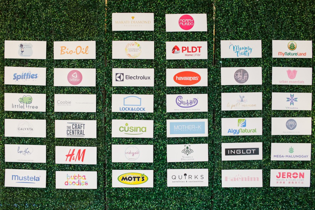 Mommy Mundo would like to thank its sponsors for the Momfluence Network launch.