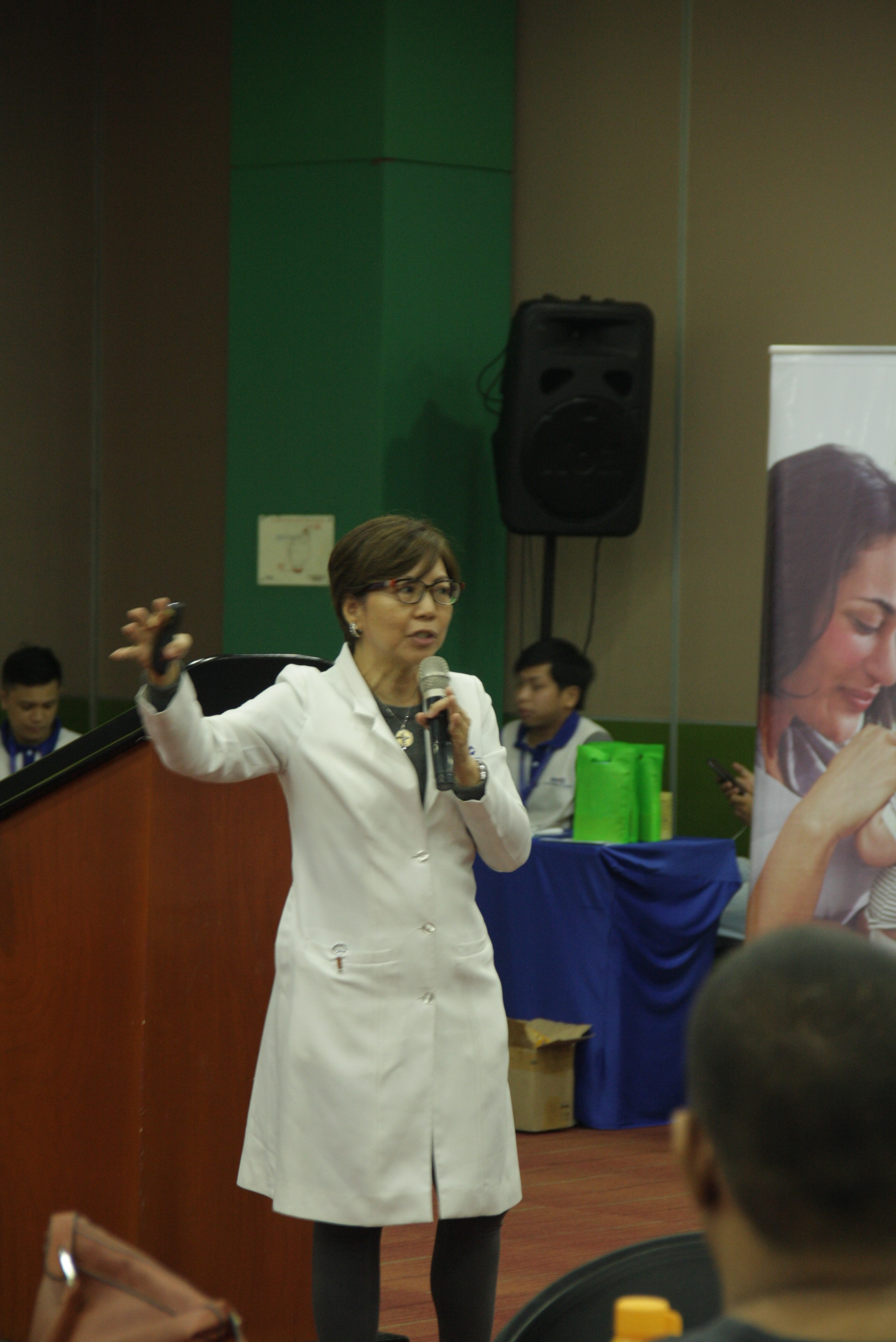 Annebelle D. Aherrera, MD, OB-GYN, Makati Medical Center