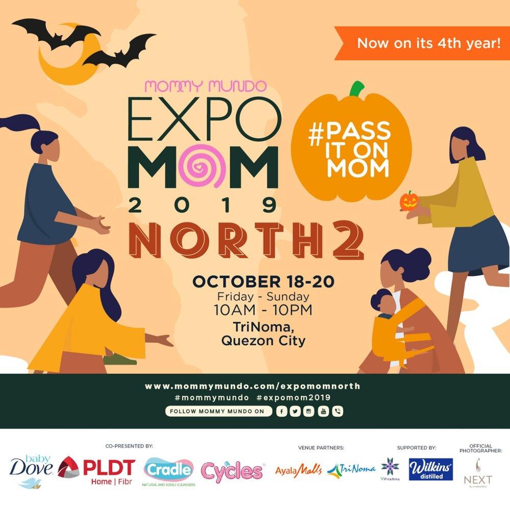 Expo Mom North 2 Pre-Halloween