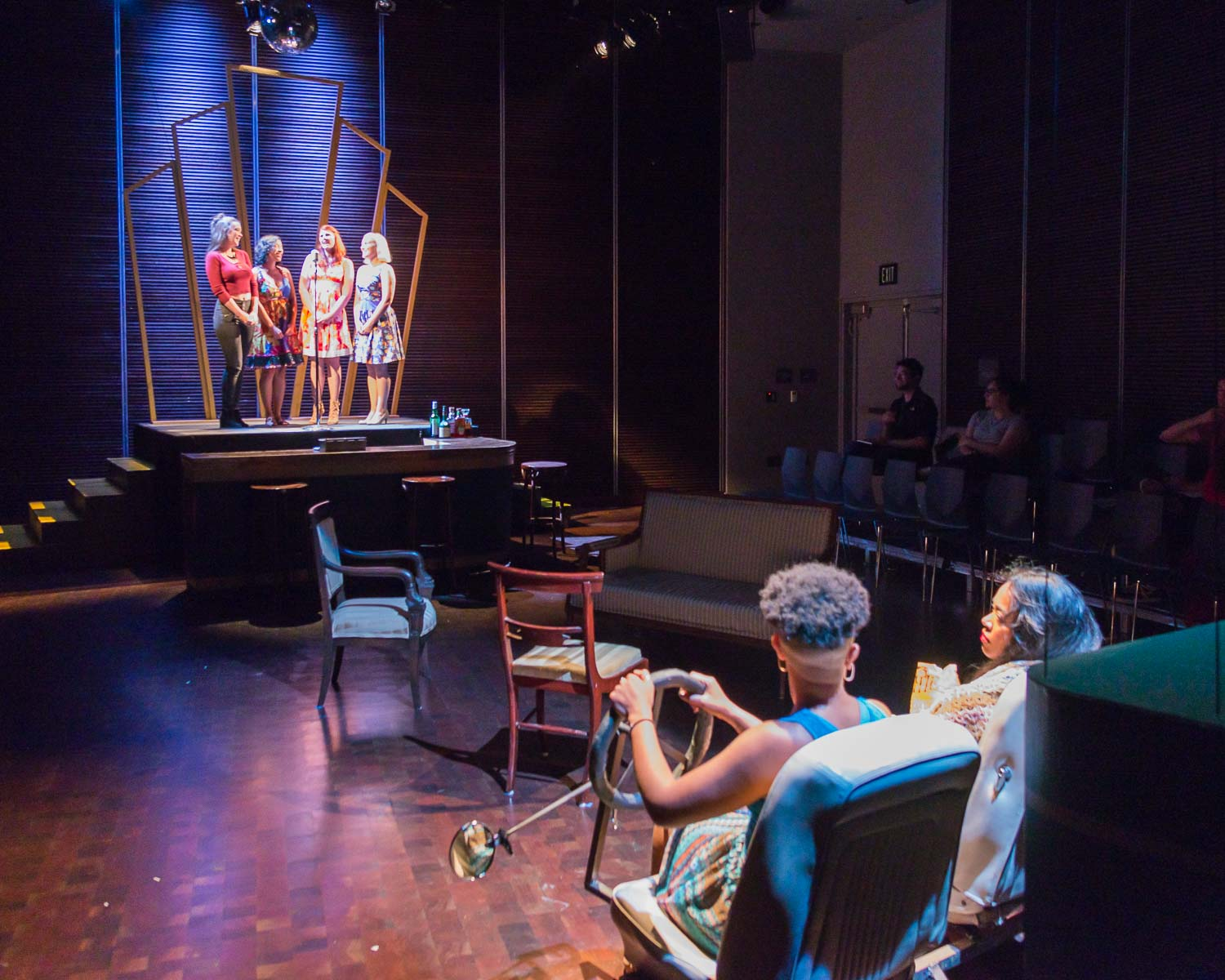 Theater Stage Production Photography - Where The Boys Are