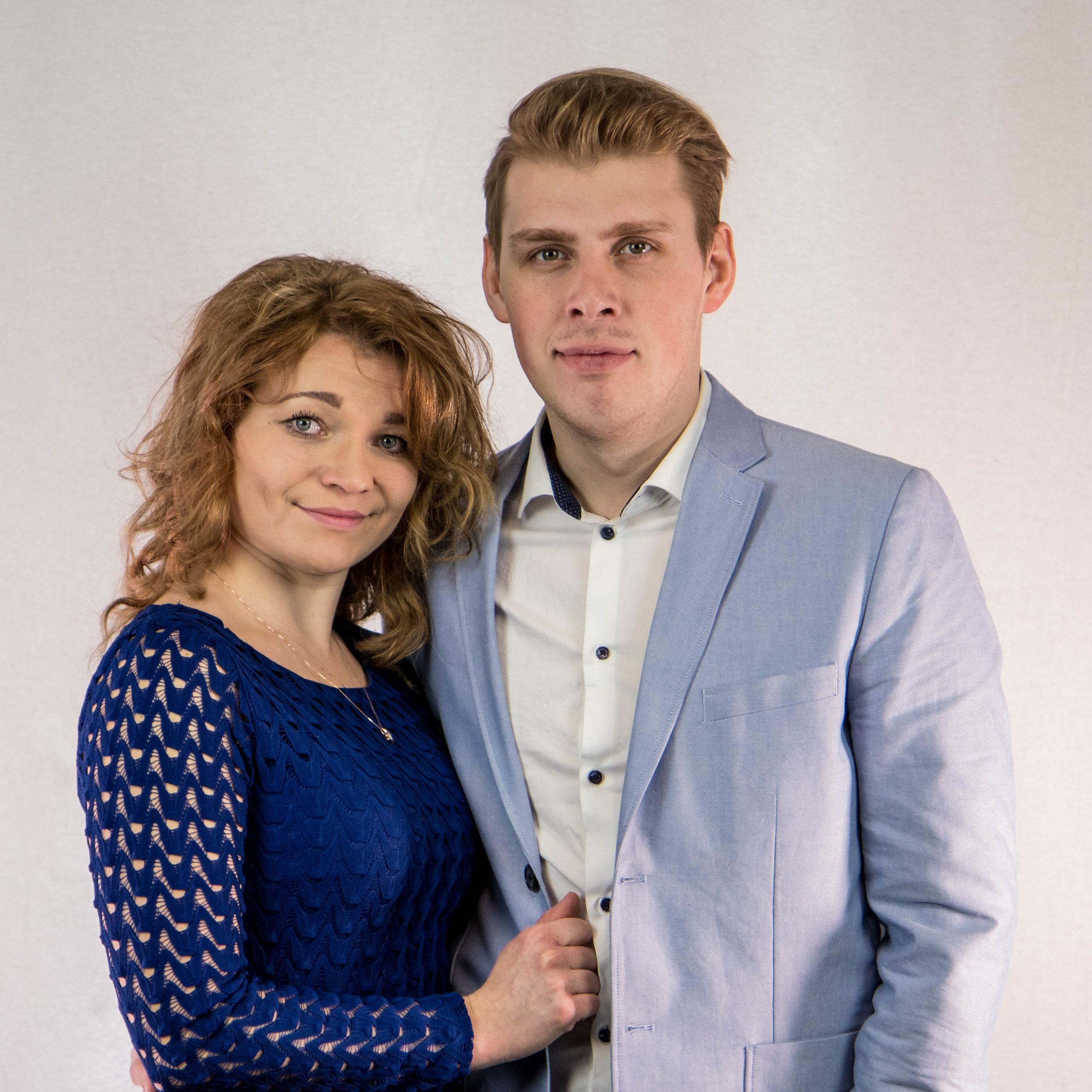 Roman & Vera Malashenko -