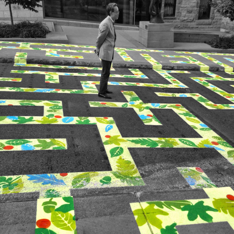 Businessman with Maze.jpg