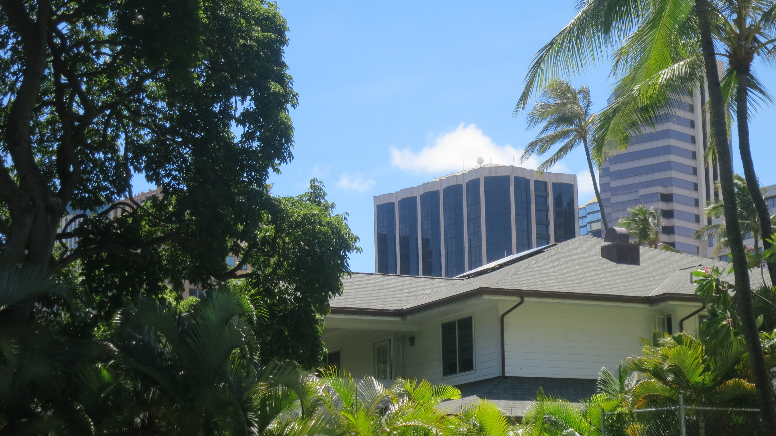 KNA Headquarters<br>Washington Place<br>Honolulu, Hawaii