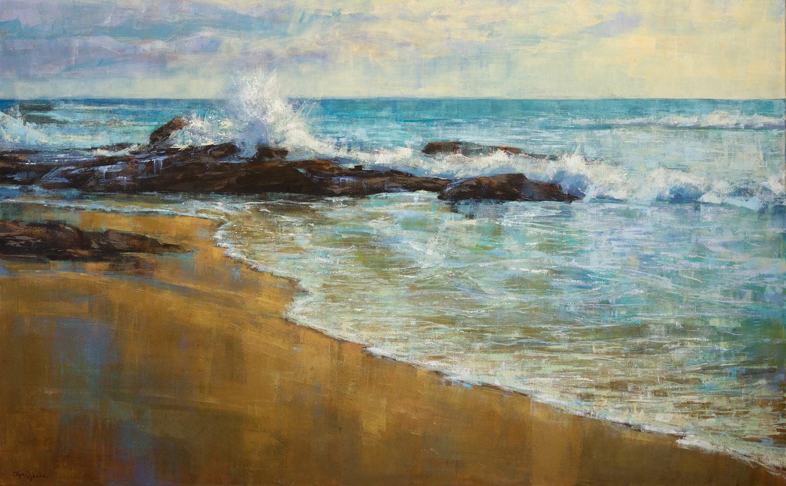 olga rybalko art - pacific rim - sage wave - landscape painting-1.jpg