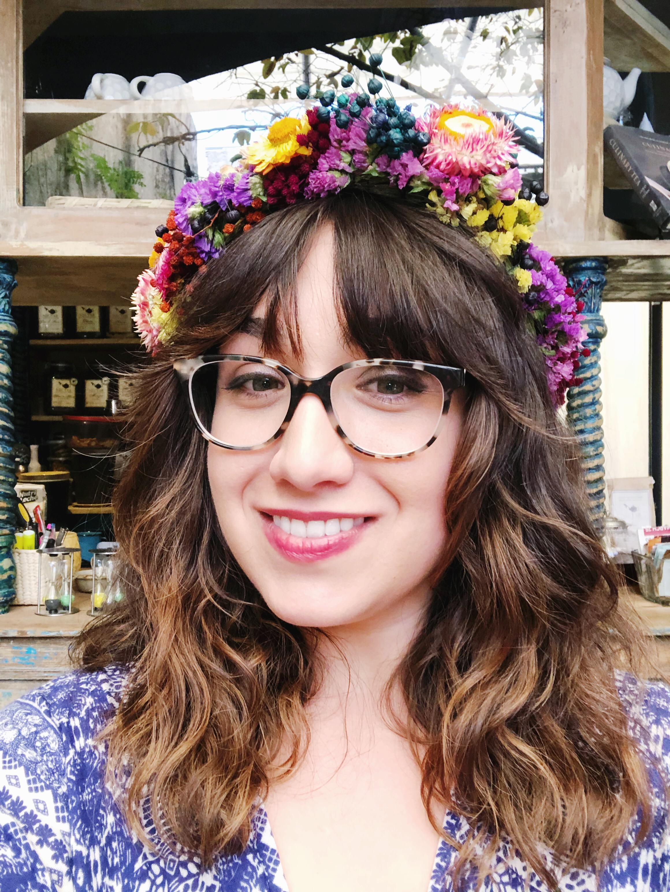 Flower Crown, Oregon Stationer
