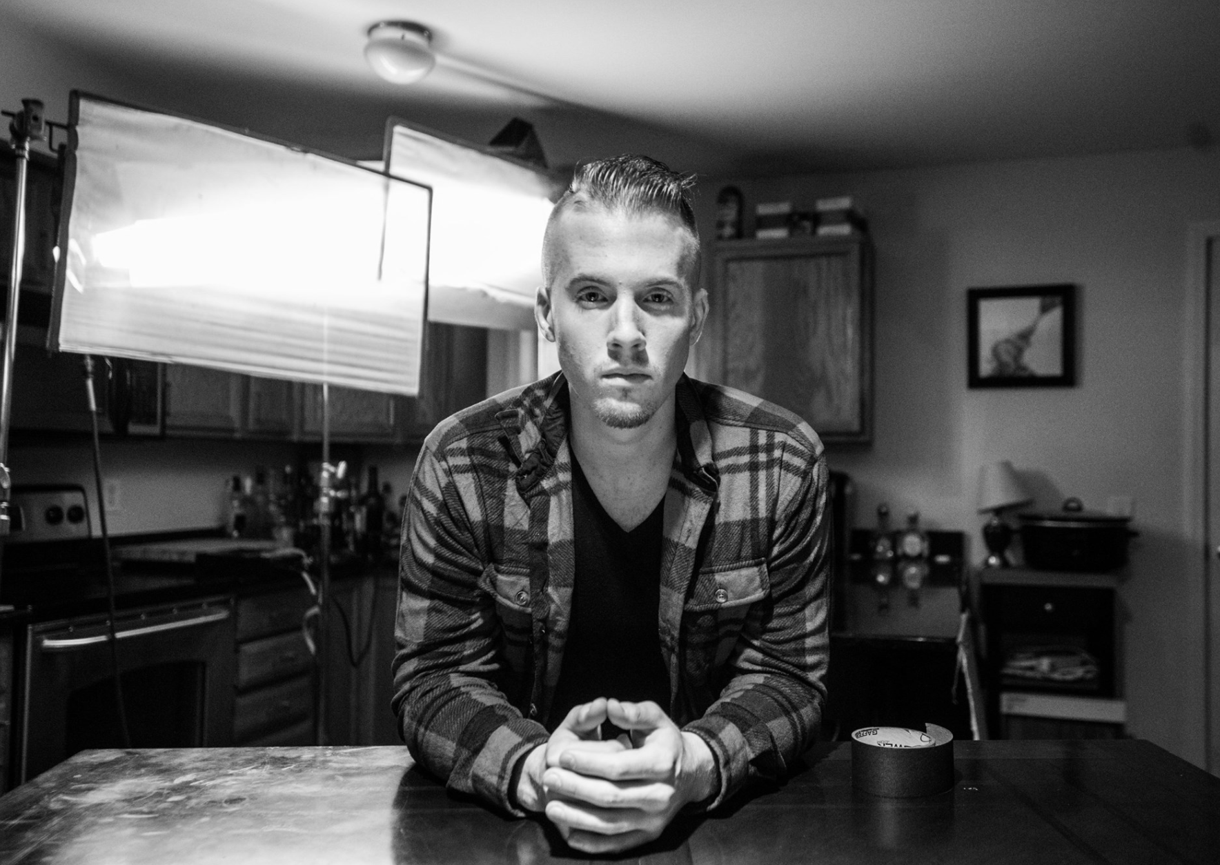Drew Phillips | Director, Writer - This project hits close to home for me. I witnessed the horrors of addiction firsthand; I believe everyone has something they can let go of in order to make a positive change in their life.