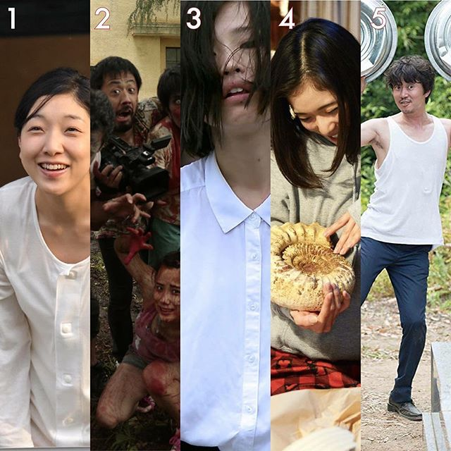 We have the results from our Audience Award poll! 1. 0.5mm 2. One Cut of the Dead 3. Swaying Mariko 4. Tremble All You Want 5. Emi-Abi  Big thanks to everyone that came out and supported these films. This is what it was all about.