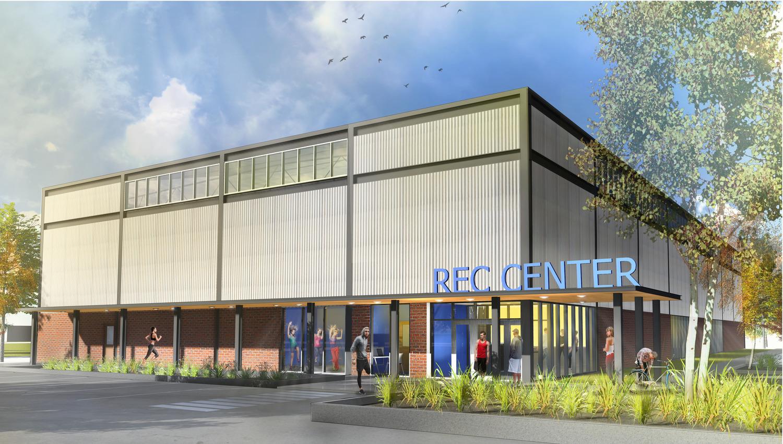 Wenatchtee Valley College Recreation Center