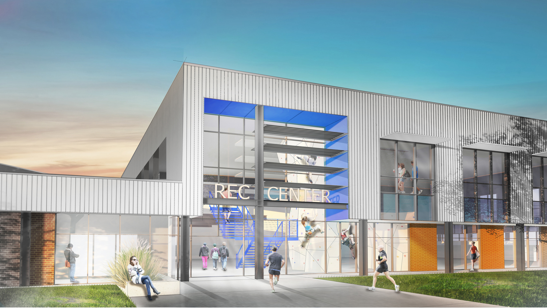 Spokane Falls Community College Recreation Center