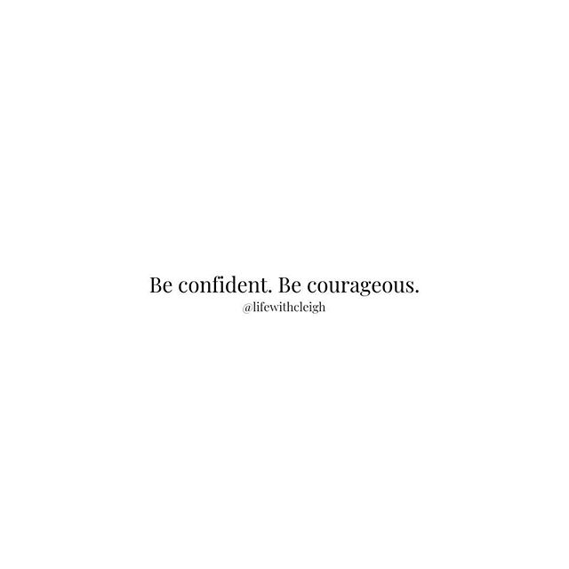 """New Blog Post Alert 🚨  Happy Sunday guys 🙏🏽 Just reminding you all to remain confident and courageous at all times—no matter the situation or circumstance, and regardless of who's watching. Be who God intended you be and may all that you do bring glory to His name.  With that being said, be sure to check out the latest on Life with C. Leigh... a new one """"Social Media for Spiritual Beings."""" As always, the link is in my bio. Enjoy guys 💛"""