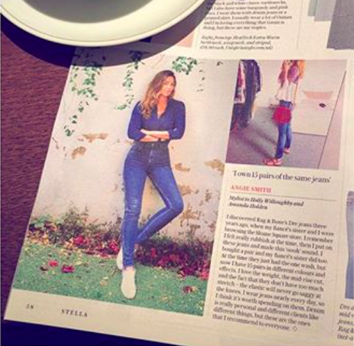STELLA MAGAZINE - Chatting all things denim