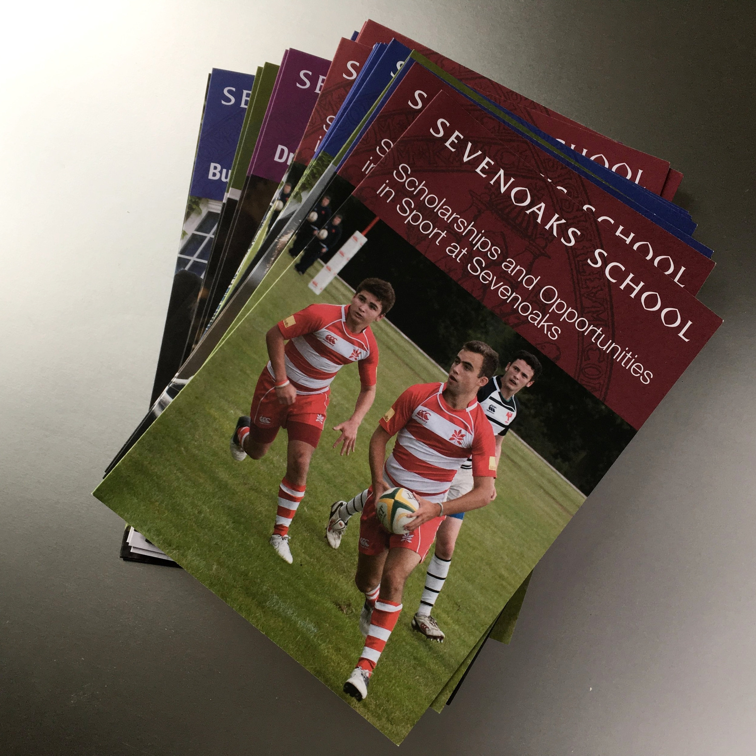 Sevenoaks School information literature