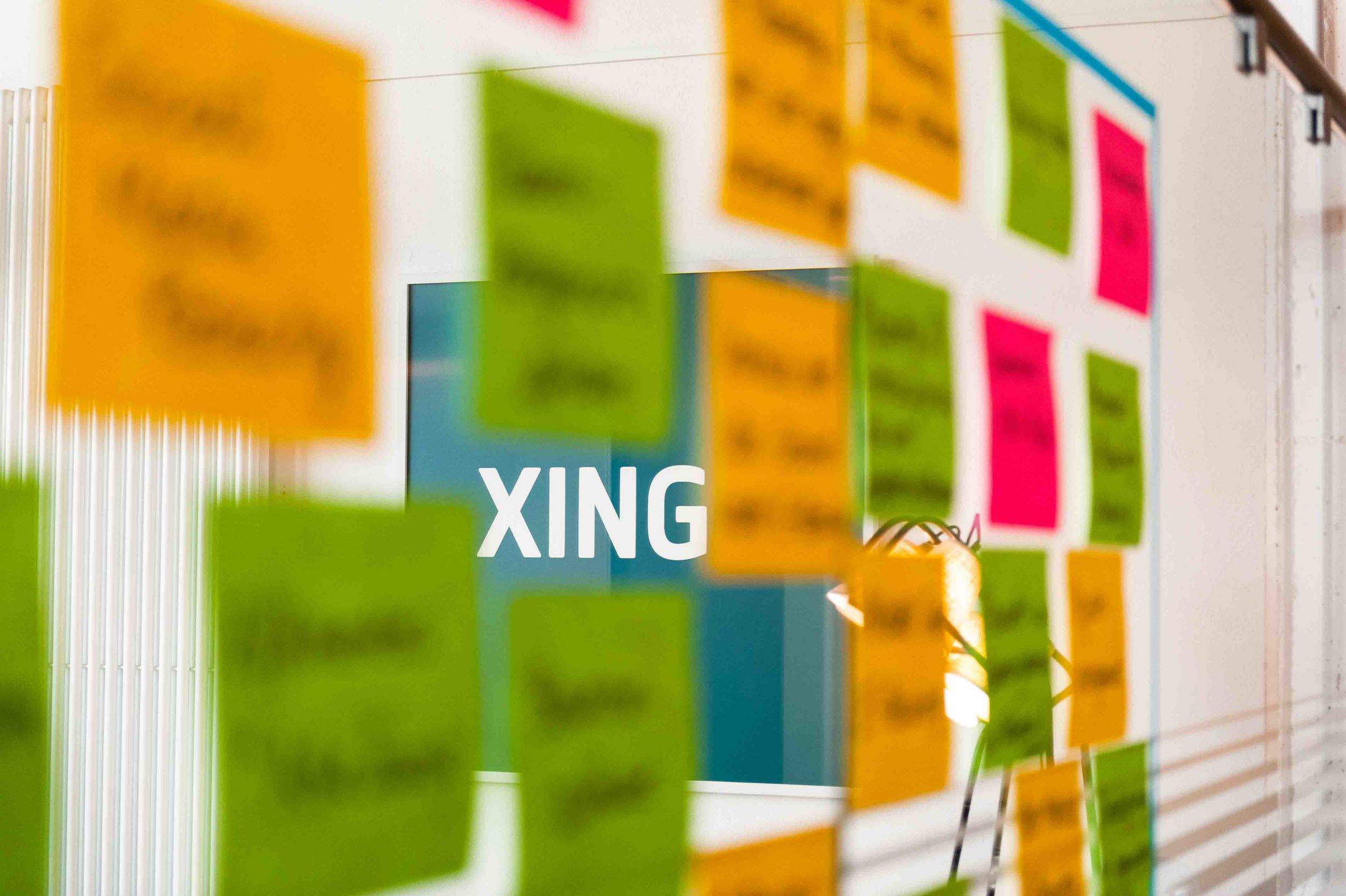 Innenarchitekturfotografie für die Xing AG